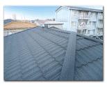岩建ホームテックの屋根上葺き工事