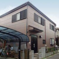 外壁屋根塗装工事[春日部市]