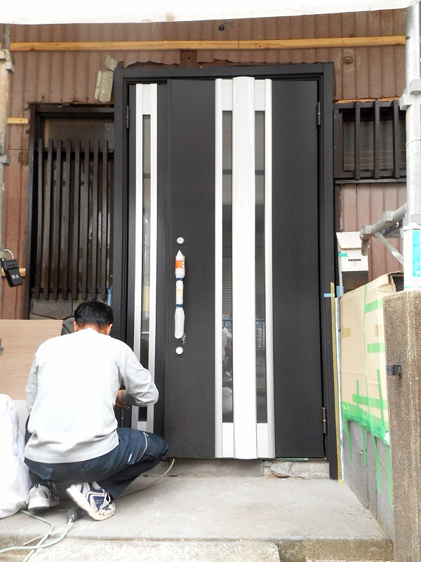 a-door